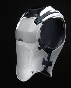 Sleeveless by Dimitri NeronYou can find Body armor and more on our website.Sleeveless by Dimitri Neron Sci Fi Armor, Sci Fi Weapons, Concept Weapons, Armor Concept, Armadura Sci Fi, Armadura Do Batman, Suit Of Armor, Body Armor, Armadura Cosplay