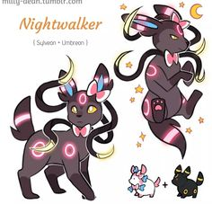 It's name, doesn't sound like a Pokemon's name, it sounds like a OC name over all.