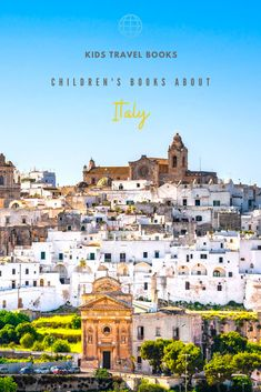 Or maybe just help you dream about your next Italian vacation. Check out these children's books about Italy for real or pretend planning. Travel With Kids, Family Travel, Italy For Kids, Italy Pictures, Popular Books, Chapter Books, Amalfi Coast, Italy Travel, Childrens Books
