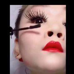 Eyebrow Makeup Tips, Natural Eye Makeup, Beauty Makeup Tips, Skin Makeup, Beauty Skin, Beauty Hacks, Eyelashes, Eyebrows, Eyeliner
