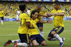 FIFA World Cup 2014: Colombia 3-0 win over Greece. #WorldCup2014 #GroupC #Congratulations