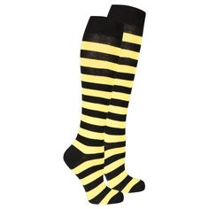 Trendy Fashion, Luxury Fashion, Trendy Style, Surprise Your Girlfriend, Striped Knee High Socks, Halloween Socks, Funky Socks, Kids Socks, Women's Socks