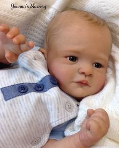 Anouk by Heike Kolpin - Pre-Orders open 7th of Nov - Online Store - City of Reborn Angels Supplier of Reborn Doll Kits and Supplies