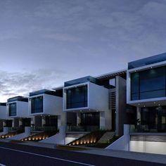 Conjunto Villas. Este conjunto de 10 viviendas unifamiliares se encuentra actualmente en etapa de permisos para iniciar su construcción, la obra estará ubicada en Playa Guacuco, isla de Margarita. El diseño del conjunto estuvo a cargo de la firma Noriega & García Associates @nogarq #NuevosProyectos2017