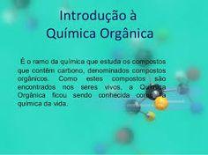 Resultado de imagem para química orgânica