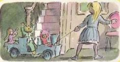 Edward Ardizzone was famous English artist best known as a children book illustrator and official war artist. Born in French Indo – China (now Vietnam), his father was of Italian descendent and mot…