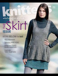 digital subscription to Knitter's Magazine