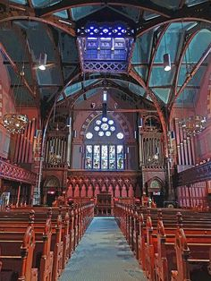 ✮ Old South Church built in 1669 - Boston, MA