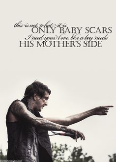 this song is so amazing to me i just can't ignore the dedication he put into writing and singing it. the man in the picture is austin carlile. he wrote this song for his deceased mother and everytime he sings this song at a concert the emotions he has in his voice and lyrics are just overwhelming.