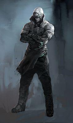 Concept Hero 03 01 by DarkEnter on DeviantArt