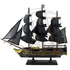 Get Pirate Ship online or find other Accent Pieces products from HobbyLobby.com