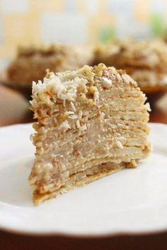 МАСТЕР ШЕФ...: Блинный торт