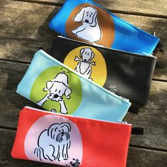 Check out our new pencil cases for dog lovers at our new etsy shop… »