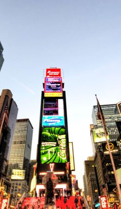Beyond the Neon Lights: NYC's Times Square