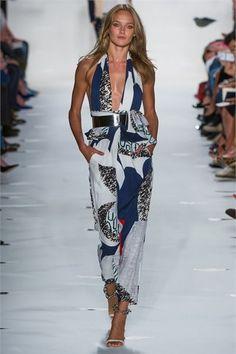 Smartologie: Diane von Furstenberg Spring 2013 Collection - New York Fashion Week