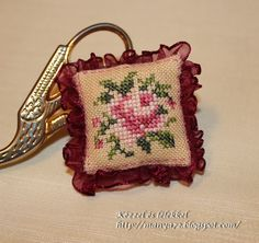 Humming Needles: cross stitch