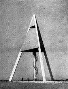Jørn Utzon, Svaneke Water Tower, Svaneke, Bornholm, Denmark, 1952