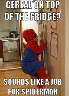 My son would so do this