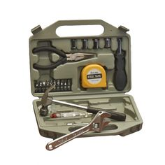 Ultrasteel 81-Piece Roll-Up Tool Kit | Sewing, Tools and Be awesome