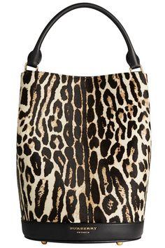Burberry bag, $2,795, burberry.com. - HarpersBAZAAR.com