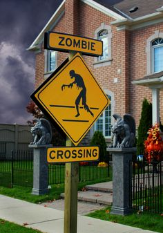 Braaaaaaaaaains! Why Aren't You Zombie-Proofing? Community Safety Meetings prepare you for Z-Day and any disaster. A smart angle on promoting Community Safety Meetings.