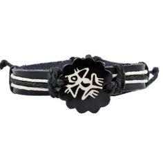 Black Leather Hemp Frog Sign Leather Bracelet, #49 (Jewelry) http://www.amazon.com/dp/B006XXZRC4/?tag=wwwmoynulinfo-20 B006XXZRC4