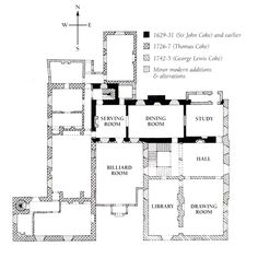 Queen S House Greenwich Floor Plans Castles Amp Palaces