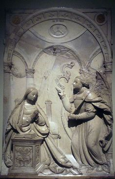 Annunciation - Loy Hering, German, 1545 - Taft Museum of Art, Cincinnati