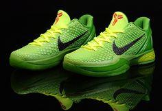 Nike Zoom Kobe Vi Green