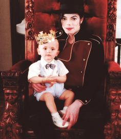 Michael and Prince| Tumblr