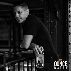 Theo Rossi for Ounce Water