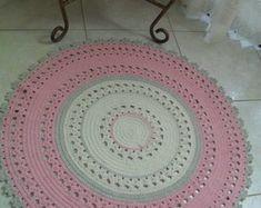 Home Decor, Female Pleasure, Crochet Round, Tote Bags, Bedroom Decor, Embellishments, Interior Design, Home Interior Design, Home Decoration