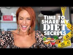 Πώς ξεφορτώθηκα τα περιττά κιλά | SissyChristidou - YouTube