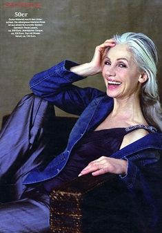 growing old gracefully | Model Ingmari Lamy -- first modelling career in the '60s and '70's ...
