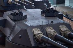 Yamato Museum  1/10 Battleship Yamato