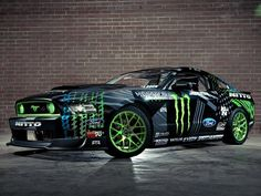 #SouthwestEngines Modified Ford Mustang GT Formula Drift 2013