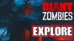 Out Of Map Glitch - Giant - Zombies - Black Ops 3 - Call Of Duty (Theate...