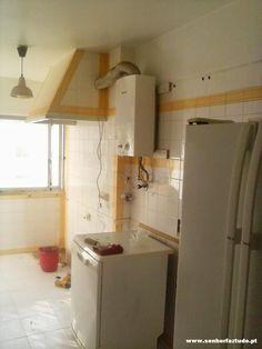 SENHOR FAZ TUDO - Faz tudo pelo seu lar !®: Remodelação de uma cozinha em Paço D'Arcos