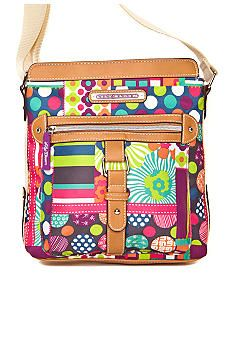 Lily Bloom Mid Size Front Zipper Crossbody - If someone wants to buy me this for Christmas I wouldn't argue.
