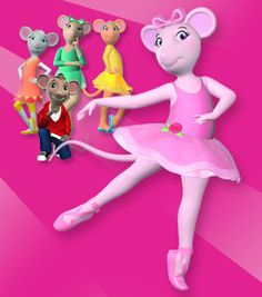 Honeywell Center | Official site of the Honeywell Center | Angelina  Ballerina – The Musical |