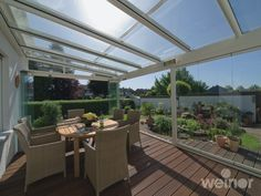 Garden Glass Rooms | Weinor Patio Covers, Verandas & Glass Rooms | Samson Awnings
