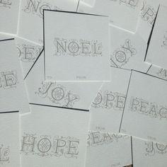 Holiday gift tags - Hazel & Bright