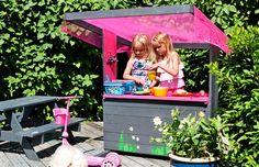 Lekkiosk affär till barnen