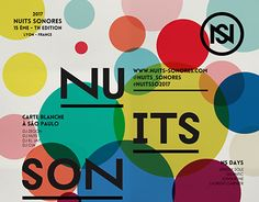 """Check out new work on my @Behance portfolio: """"Nuits sonores"""" http://be.net/gallery/47301339/Nuits-sonores"""