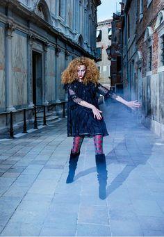 """Venetian Fantasy"" Vogue Paris November 2017"