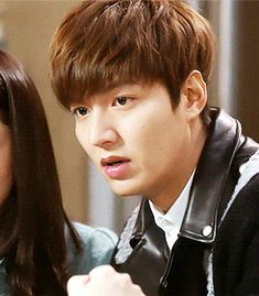LOL 1000 lee min ho Lee Minho park shin hye heirs This part was hilarious 39gifs the heirs heirs ep 19
