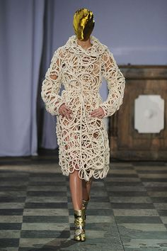 Maison Martin Margiela - Haute couture - Printemps-été 2012