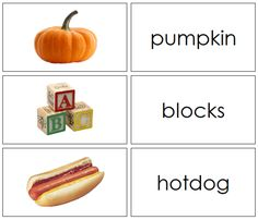 Step 2 Phonetic Words and Picture Cards (real pictures) - Montessori Step 2 Phonetic Language Series for Montessori Learning at home and sch. Block B, Montessori Materials, Programming Languages, Word Pictures, Picture Cards, Printable Cards, Preschool Activities, Phonics, Letters