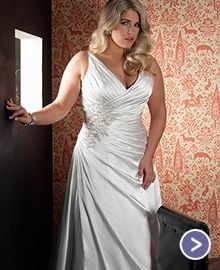 New Arrival Y Plus Size Wedding Dress Bridal Gown Custom 18 20 22 In Clothing Shoes Accessories Formal Occasion Dresses