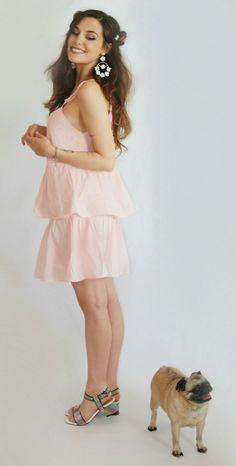 Marzia Bisognin Summer Collection #cutiepiemarzia #summer #pastel #cute #puga #pretty #kawaii #fashion #clothes #youtube #marzia #dress #maya #puga-chan #delicate #collection